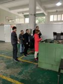 Buyer inspection factory