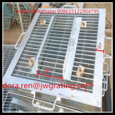 AS3996 Australia hot sale hinged trench grating
