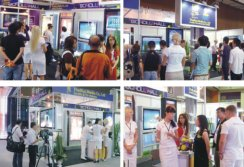 The Trip for Advertising Exhibition of Space in Thailand Returned Triumphantly
