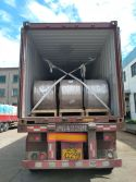 20GP container for cca wire