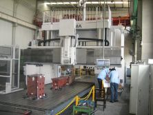 OKUMA Pentahedral Gantry Machining Center