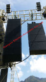 Xlc127+ & Xlc215 Outdoor Speaker Line Array System for Concert and Big Event