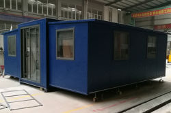 fast build container house