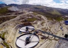 China Minmetals Corporation′s Peru Las Bambas copper project officially put into operation