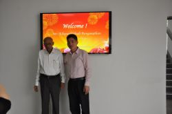 Indian customers to visit factory-2