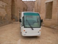 Marshell Electric Utility Vehicle in Malta