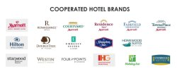 Cooperated Hotel Brands