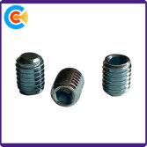 Headless socket head screw