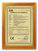 CE certification for electronic cigarette