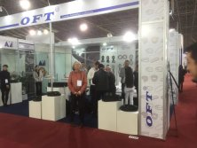 2012 OFT attend Exhibition in EURO