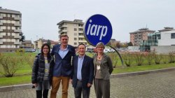 Visiting Iarp Compay in 2015