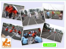 The 3rd PK Games of L.DOCTOR in Qinshui Park