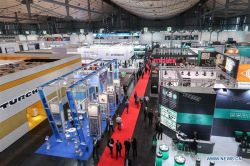 China tops number of foreign visitors and exhibitors in Germany′s Hannover Fair