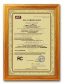 FCC certification for Electronic cigarette