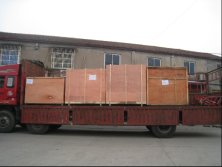 Warehouse Delivery