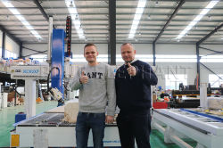 Danish Customers to See the ATC Cnc Router