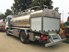 Latest product aluminium alloy aircraft refueling truck