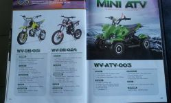 atv& dirt bike