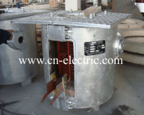 250kg Induction Smelting Furnace