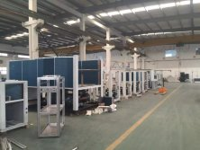 No.1 Industrial Air Cooled Chiller Prodcution Line