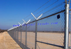 The Superior Product for Mark--Chain Link Fence