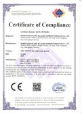 Products certificates of SGS