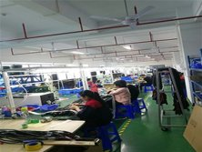 Wire harness Production shop-3
