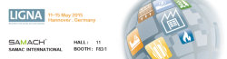 11-15 May,2015 Hannove. Germany World Fair for the forestry and Wood Industries