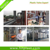 plastic valve used in chemical industry