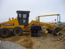 Sinoway Grader in Middle Asia