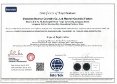 GMPC Standard Certification