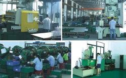 Factory Profile-Die casting with punching
