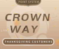 Special service for Thanksgiving Customers