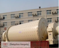 2700*4500 ball mill for lead &zinc ore beneficiation