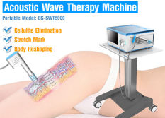 Acoustic Wave Therapy Machine Extracorporeal Shock Wave Ther