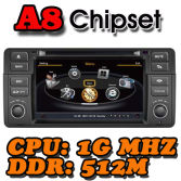 WITSON A8 Chipset S100 Special Car DVD Player GPS For BMW E46 (1998-2006 )/ X3 / Z3 / Z4