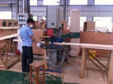 Carpentry workshop