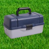 Plastic Fishing Tackle Case (0416)