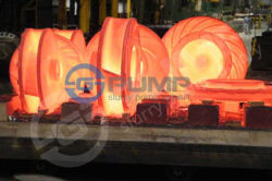GS PUMP heat treatment