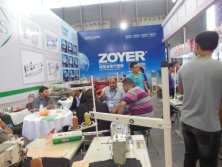 zoyer sewing machine fair show