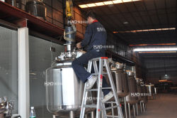 Stainless steel Mixing tank packing