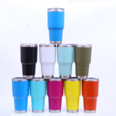 Creative 30oz Mug Insulated Tumbler Stainless steel Double Wall Vacuum Tumbler