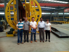 Pakistan customer visiting