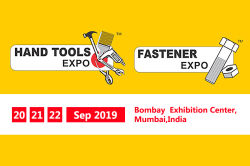 Fair: India Hand Tools Expo&Fastener Expo