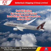 Reliable Air Freight agent from China to Central Asia Logistics services