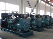 4pcs of 300kw Daewoo Generator for Venezuela