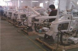 our production shop