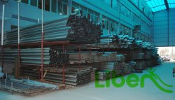 Galvanised Steel Pipes in Stock.