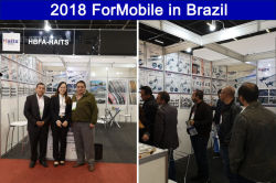 2018 ForMobile in Brazil