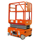Self-Propelled Mini Scissor Lift/3m, 3.8m for Option